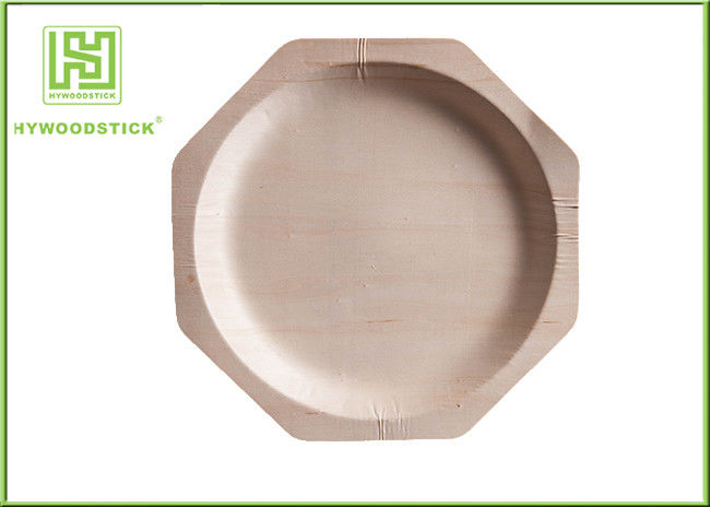 Eco - Version Sturdy Fancy Disposable Dinner Plates Bulk For Take - Away Food